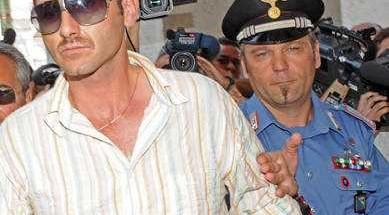 parolisi arrestato