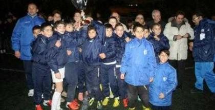 scuola calcio_tavernacs_prima_classifica_kiwanis_children_cup_2013