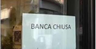 banca chiusa
