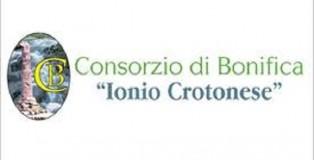 consorzio bonifica ionio crotonese