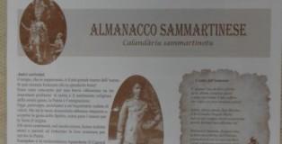 Almanacco sammartinese