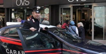 carabinieri reggio oviesse