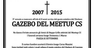 Manifesto_Funebre_Gazebo_Meetup_Cosenza