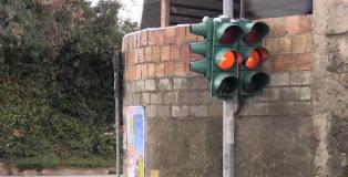 semaforo quadrivio bombino