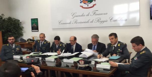 Usura e 'Ndrangheta, smantellata la cosca Commisso di Siderno