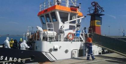 110 migrants desembark in Corigliano