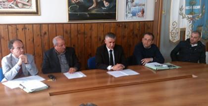 Fazzolari e De Giorgio - Conferenza Guardia Medica Varapodio
