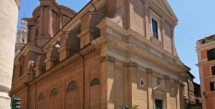 basilica Sant_Andrea_delle_Fratte_Rome
