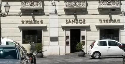 Furto in gioielleria a Catanzaro