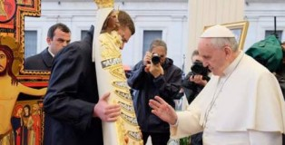 Crocifisso di San Damiano e Madonna di Loreto