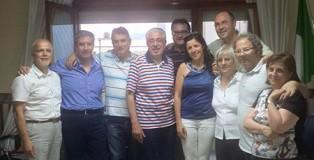 el nuovo Consiglio Provinciale dell'Ordine dei Consulenti del Lavoro COSENZA