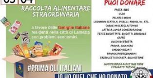 Locandina_raccolta_alimentare_casapound