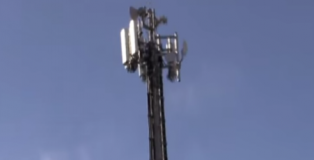 antenna telefonica a taurianova