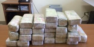 Droga: 14 kg di eroina sequestra da Guardia di Finanza nel Materano