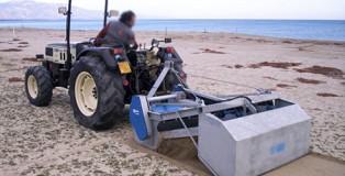 pulisci spiagge