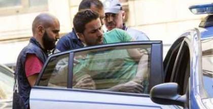 giuseppe franco uomo arrestato x violenza sessuale a roma