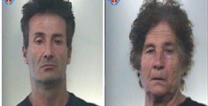 arresto madre e figlio locri