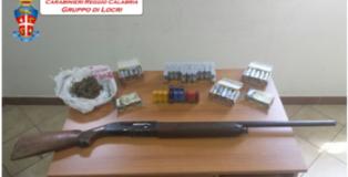 fucile trovato a san luca