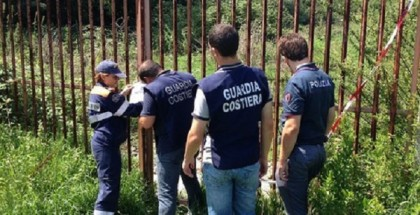 Guardia Costiera sequestra depuratore