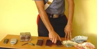 droga hashish trovata a marocchino a reggio