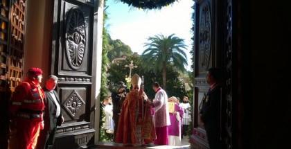 Apertura Porta Santa a Lamezia Terme