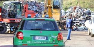 Sventato traffico di rifiuti nel Cosentino