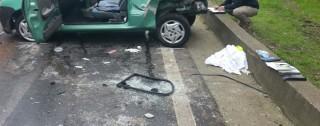 Gravissimo incidente tra Taurianova e Cittanova