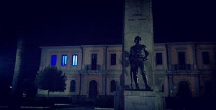 palazzo municipale blu