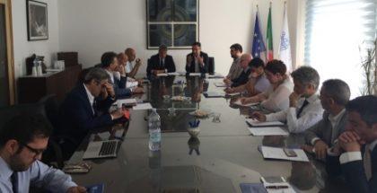 direttivo Confindustria Reggio
