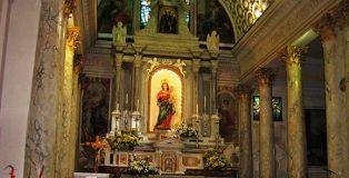 Diocesi_Lamezia_Terme_-_Platania_-Interno_Santuario_Madonna_di_Visora_di_Conflenti