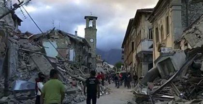 terremoto lazio, marche, umbria