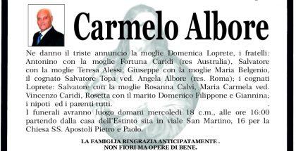 Albore_Carmelo_(2)