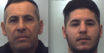 arresto padre e figlio bovalino
