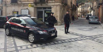 carabinieri ufficio postale locri
