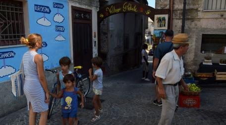 Viaggio alla scoperta di Riace Superiore Il nostro fotografo ha immortalato per noi l'incantevole borgo ionico