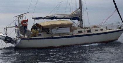 Polizia e Guardia di finanza hanno fermato i presunti scafisti dello sbarco di migranti a Crotone.