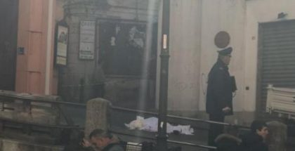 Incidente Catanzaro donna investita da camion
