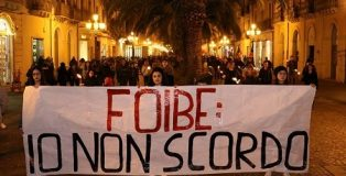 casapound foibe