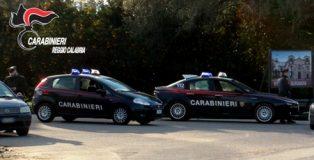 carabinieri RADIOMOBILE_TAURIANOVA