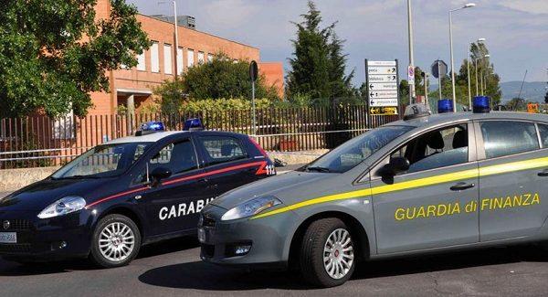 Traffico di droga gestito dalle cosche di 'ndrangheta: arresti tra Calabria  e Toscana Coinvolti clan del vibonese. L'operazione ha consentito di recuperare oltre 130 chili di sostanza stupefacente
