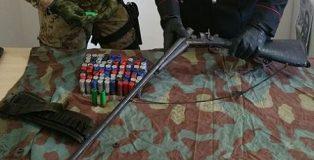 Armi: rinvenimento fucine e munizioni a Ciminà