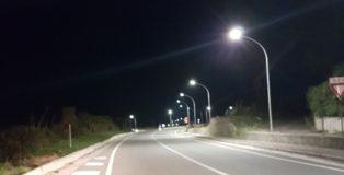 girifalco strada illuminata