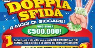 A San Ferdinando vinti 500 mila euro con Gratta e Vinci ?Doppia Sfida?