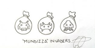 mundizza invaders